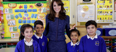 Duchess of Cambridge - Patron but not Spokesperson